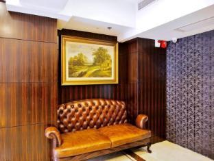 オリエンタル ランダー ホテル 香港 - ロビー