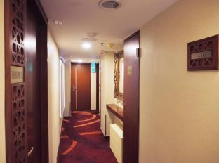 Oriental Lander Hotel Hong Kong - Hotellin sisätilat