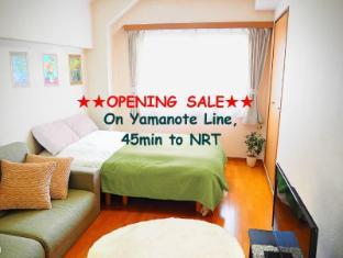 AO Modern room near Nishinippori No.NN01