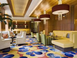 The Sandalwood Beijing Marriott Executive Apartments Beijing - Resident Lounge Leisure Area