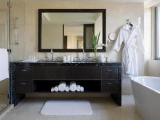 The Sandalwood Beijing Marriott Executive Apartments Beijing - Bathroom