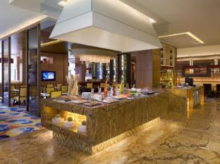 The Sandalwood Beijing Marriott Executive Apartments Beijing - Resident Lounge Buffet Breakfast