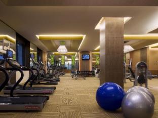 The Sandalwood Beijing Marriott Executive Apartments Beijing - Fitness Room