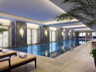The Sandalwood Beijing Marriott Executive Apartments Beijing - Swimming Pool
