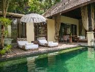 Villa de 1 dormitorio con piscina