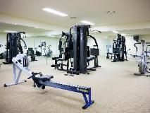 Mantra On Salt Beach: fitness room