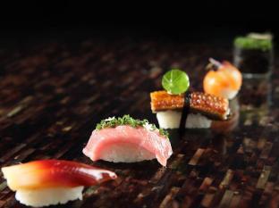The Royal Santrian Luxury Beach Villas Bali - Assorted Sushi