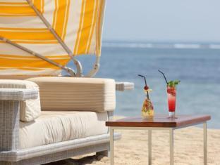 The Royal Santrian Luxury Beach Villas Bali - Beach Lounge