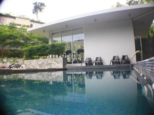 The Trees Club Resort Phuket - Fitness Room Pool