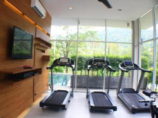 The Trees Club Resort Phuket - Sala de Fitness