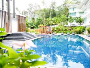 The Trees Club Resort Phuket - Piscina