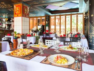 Royal Phawadee Village Patong Beach Hotel Phuket - restavracija