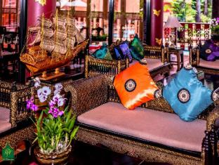 Royal Phawadee Village Patong Beach Hotel Phuket - Receptie