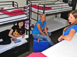 Habitación compartida - 8 camas