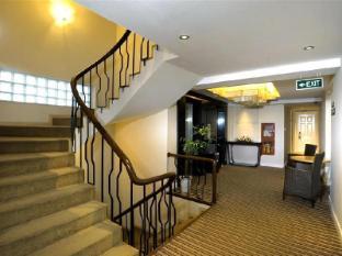 Cosiana Hotel Hanoi - Corridor & Stairs