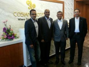 Cosiana Hotel Hanoi - Reception