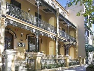Albert & Victoria Court Hotel Sydney - Exterior