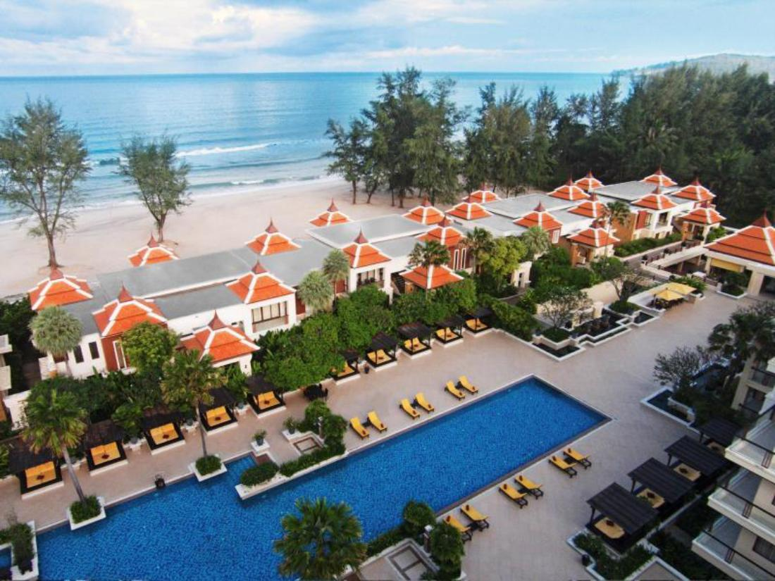 Movenpick Resort Bangtao Beach Phuket,Top 5 Luxury Hotels in Phuket, Thailand