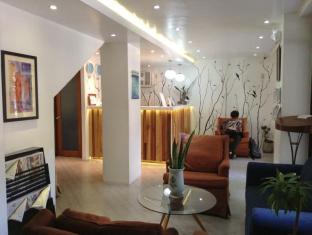 Fersal Hotel Annapolis, Cubao Manila - Lobby