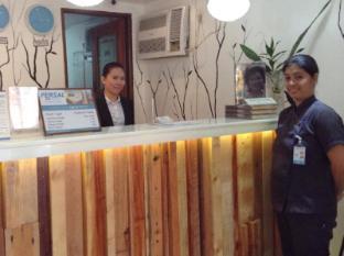 Fersal Hotel Annapolis, Cubao Manila - Reception