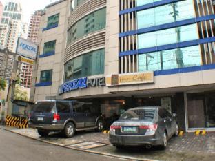 Fersal Hotel Neptune Makati Manila - Exterior