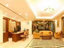 Hotel Victoria: lobby