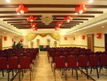 Hotel Victoria: meeting room