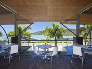 Peppers Airlie Beach Whitsunday Islands - restavracija