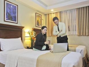 Fersal Hotel P. Tuazon Cubao Manila - Guest Room