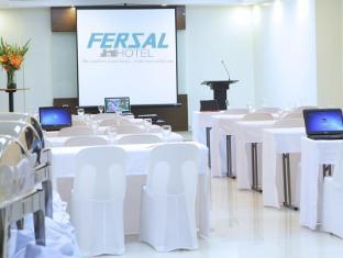 Fersal Hotel P. Tuazon Cubao Manila - Meeting Room