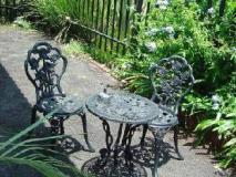 South Africa Hotel Accommodation Cheap | garden area