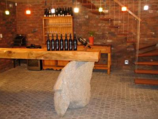 LovanE Boutique Wine Estate and Guest House Stellenbosch - Wine Tasting Cellar