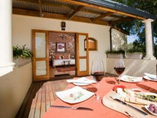 LovanE Boutique Wine Estate and Guest House Stellenbosch - Terrace Area