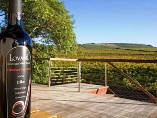 LovanE Boutique Wine Estate and Guest House Stellenbosch - Ympäristö