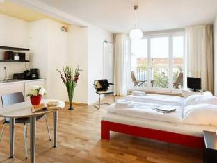 Pfefferbett Apartments Prenzlauer Berg Berlin - apartma