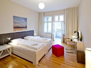 Pfefferbett Apartments Prenzlauer Berg Βερολίνο - Δωμάτιο