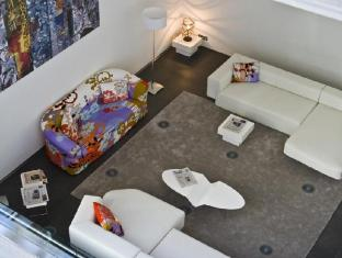 Axor Feria Hotel Madrid - Press and Tv room