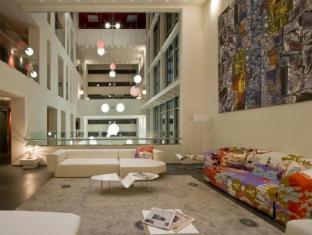 Axor Feria Hotel Madrid - Lobby view
