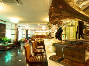 R Mar Resort and Spa Phuket - Quầy bar/Pub