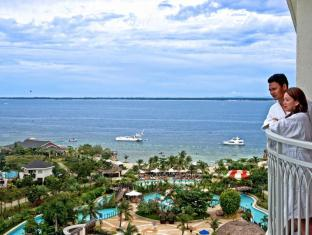 JPark Island Resort and Waterpark Cebu - View from Balcony