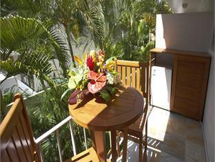 The Cabana At Waikiki Hotel Oahu Hawaii - Balcony/Terrace