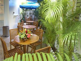 The Cabana At Waikiki Hotel Oahu Hawaii - Restaurant