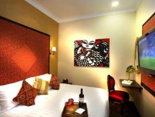 โรงแรมนอสทัลเจีย สิงคโปร์ - ห้องพัก