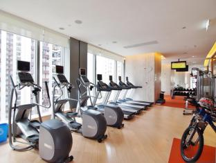 East Hotel Hong Kong - Gym
