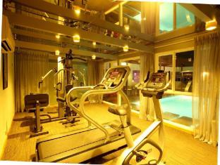 Liberty Central Saigon Centre Hotel Ho Chi Minh City - Fitness Room