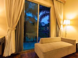The Ardjuna Boutique Hotel & Spa Bandung - Balcony/Terrace