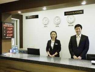 M Biz Hotel Coex Seoul - Reception