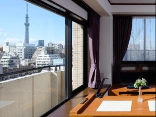Hotel MyStays Kameido Tokyo - Chambre