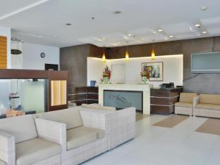 Alpa City Suites Hotel Cebu - Reception