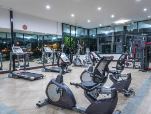 Rayaburi Resort Phuket - Fitnessrum
